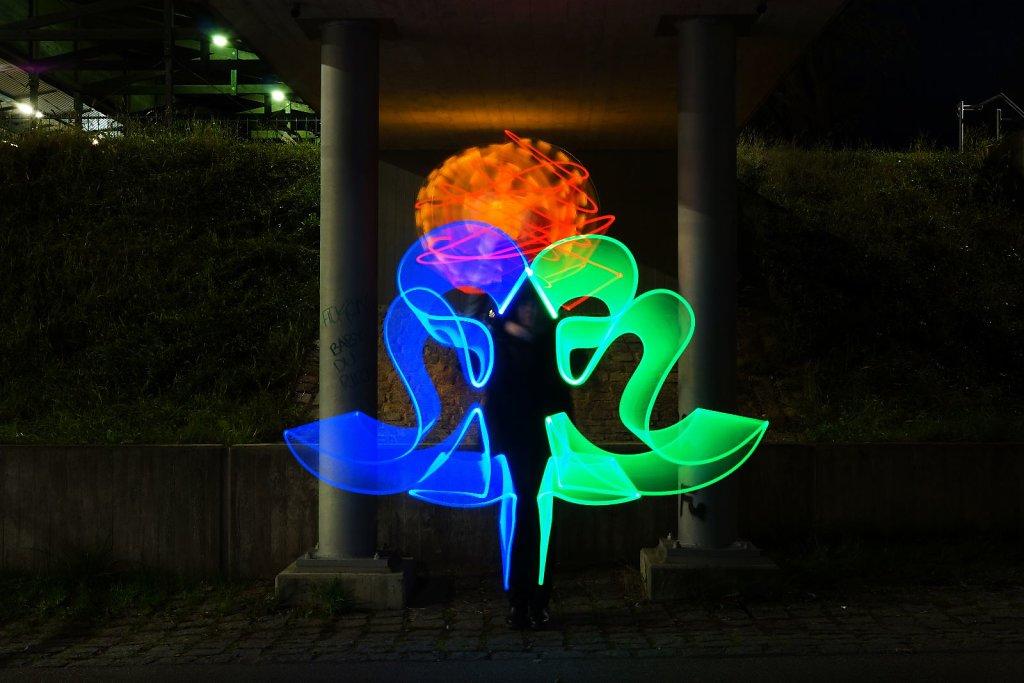 Malen mit Licht Brettl 4
